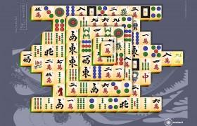 Mahjong Spiel auf gratis-online-spiele.ch