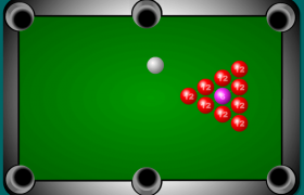 Mini Pool Screenshot
