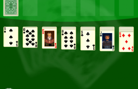 Solitaire 1 Screenshot