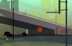 Trick Hoops Basketball Screenshot