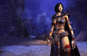Age of Conan Unchained Screenshot