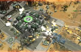 Airmech Gratis Online Spiel Screenshot