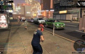 APB Reloaded Gratis Online Spiel Screenshot