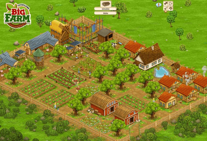 Big Farm Online Spielen