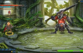 Blade Hunter Game Screenshot