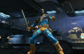 DC Universe Online Spiel Screenshot