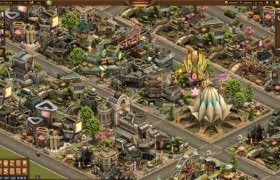 Forge of Empires Gratis Online Spiel Screenshot