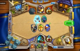 Hearthstone Game Screenshot