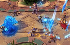 Heroes of the Storm Gratis Online Spiel Screenshot