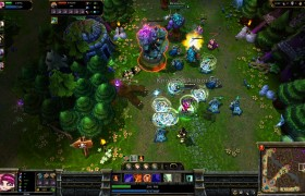 League of Legends gratis Online Spiel Screenshot