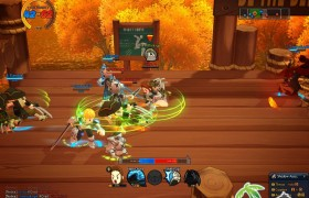 Lost Saga Online Spiel Screenshot
