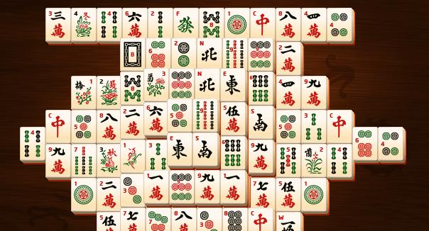Gratis Mahjong Spiele
