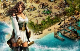 Pirates Tides of Fortune gratis Online Spiel Screenshot