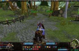 Runes of Magic Game Screenshot