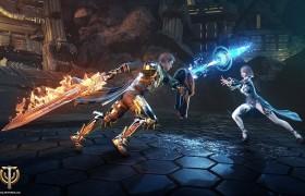 Skyforge gratis Online Spiel Screenshot