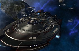 Star Trek Online Spiel Screenshot