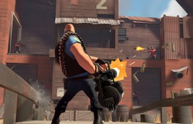 Team Fortress 2 gratis online Spiel Screenshot