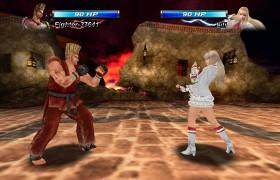 Tekken Card Tournament Screenshot
