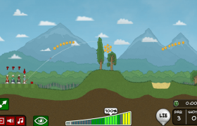 Turbogolf Screenshot