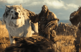 Warcraft Film Trailer Screenshot