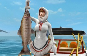 World of Fishing gratis Online Spiel Screenshot