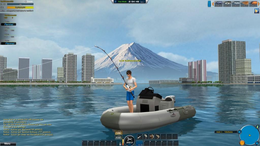 fishing spiele