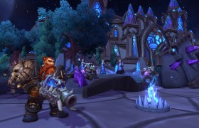 World of Warcraft Onlinespiel Screenshot