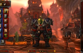 World of Warcraft Onlinespiel Screenshot